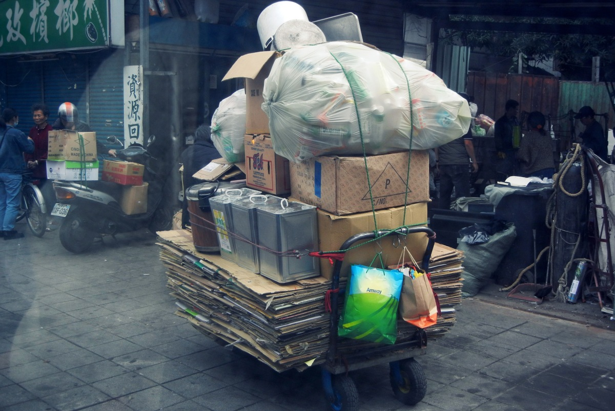 Taiwan's Circular Economy: A New Era For Waste Management