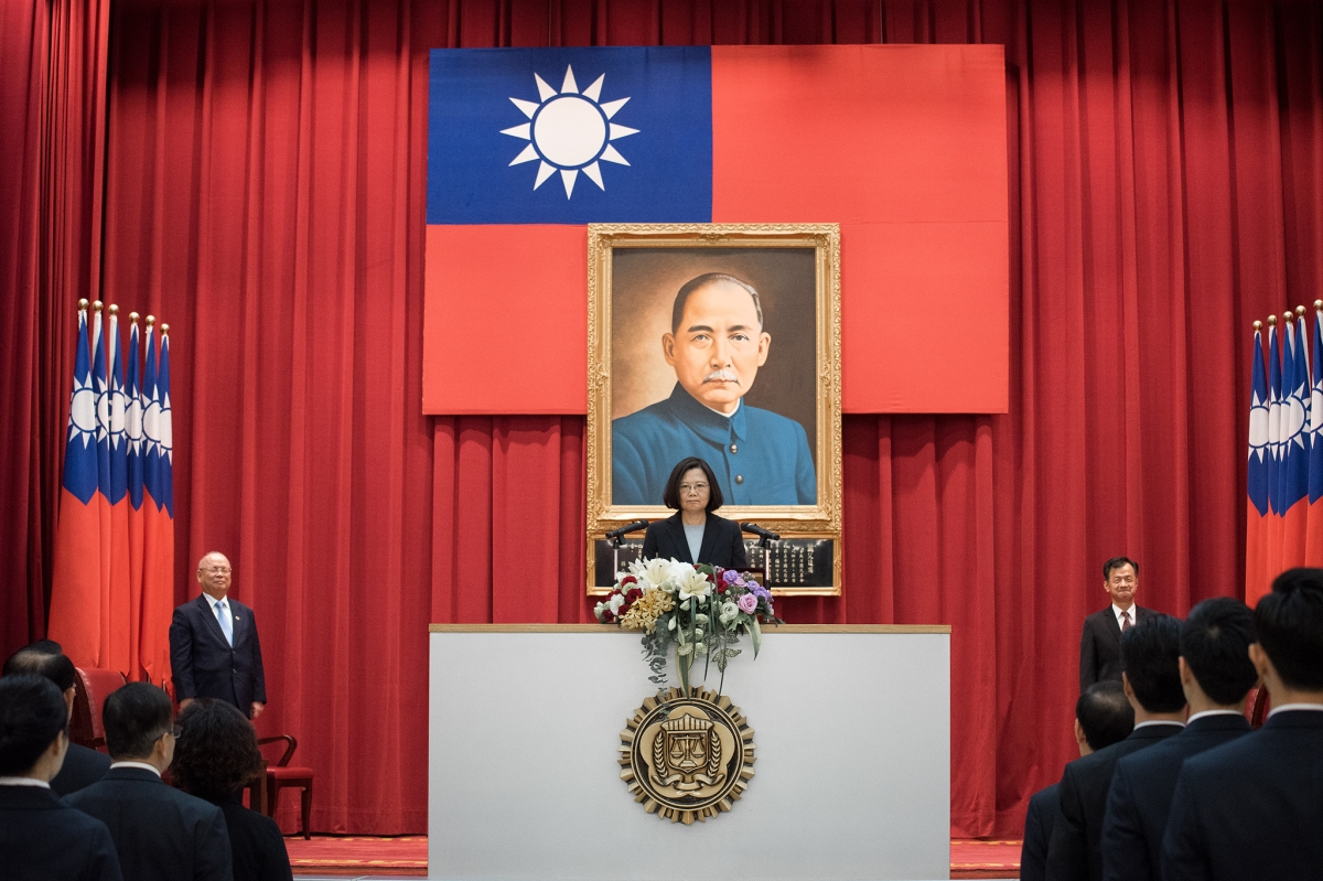 Taiwan's Political Party System—Past, Present and Future