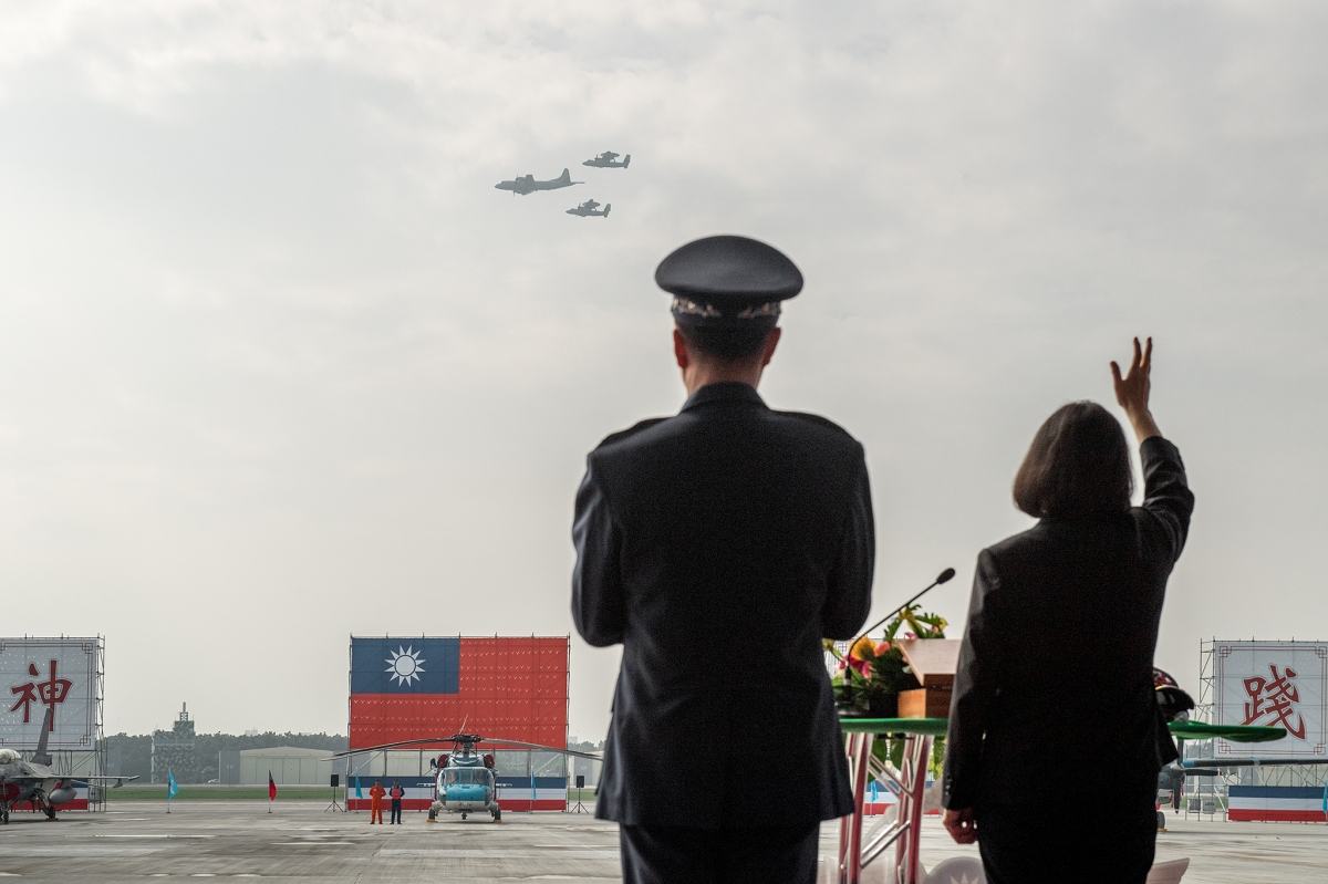 China's New Air Routes Near Taiwan: Why Now? To What End?