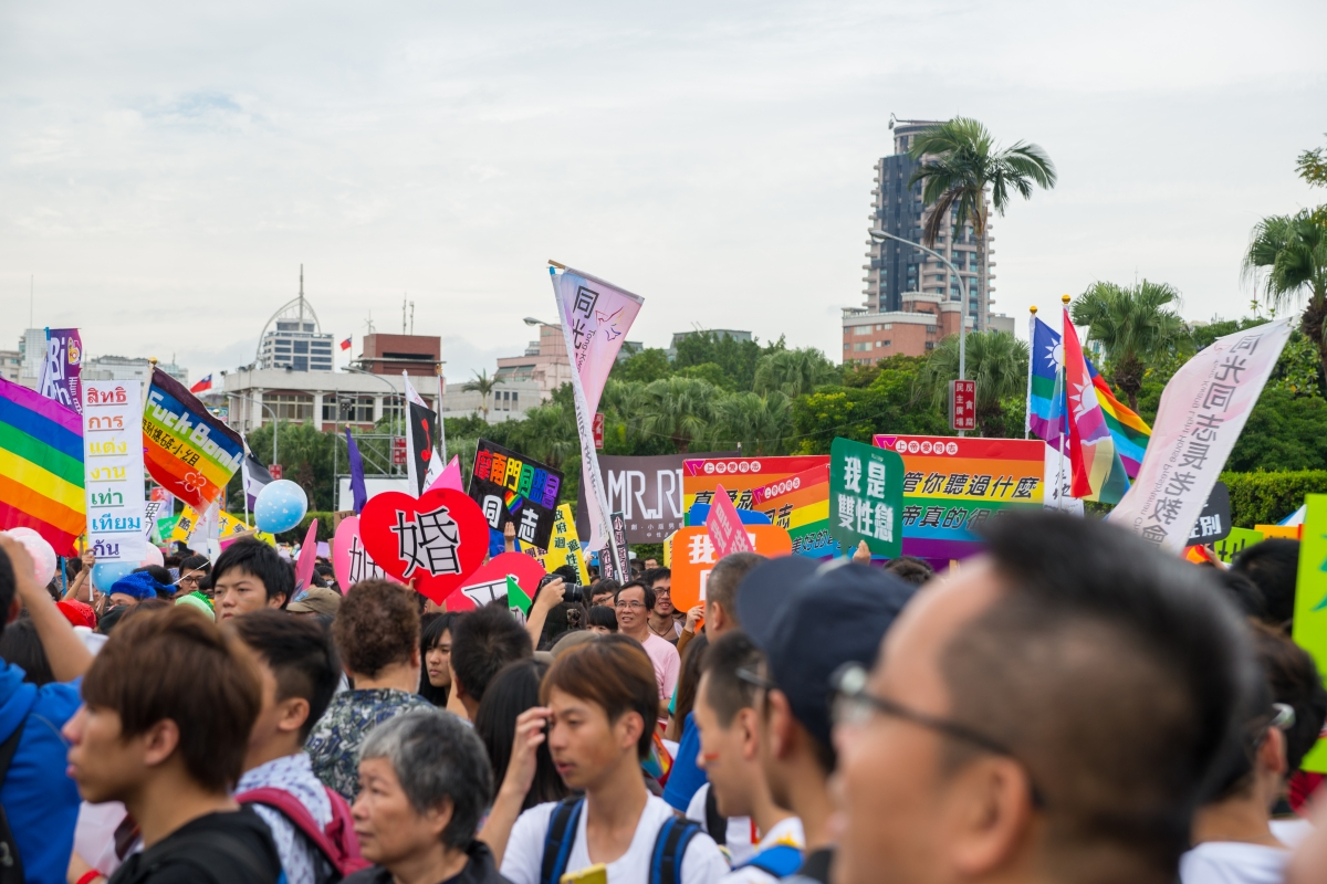 Life in Death, Life After Death: The story of Taiwan's LGBTQ pioneer
