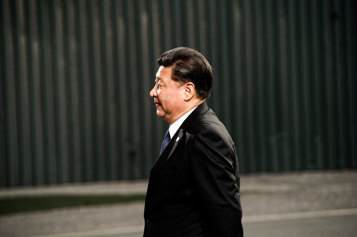Xi Jinping's focus on power has an upside for Taiwan