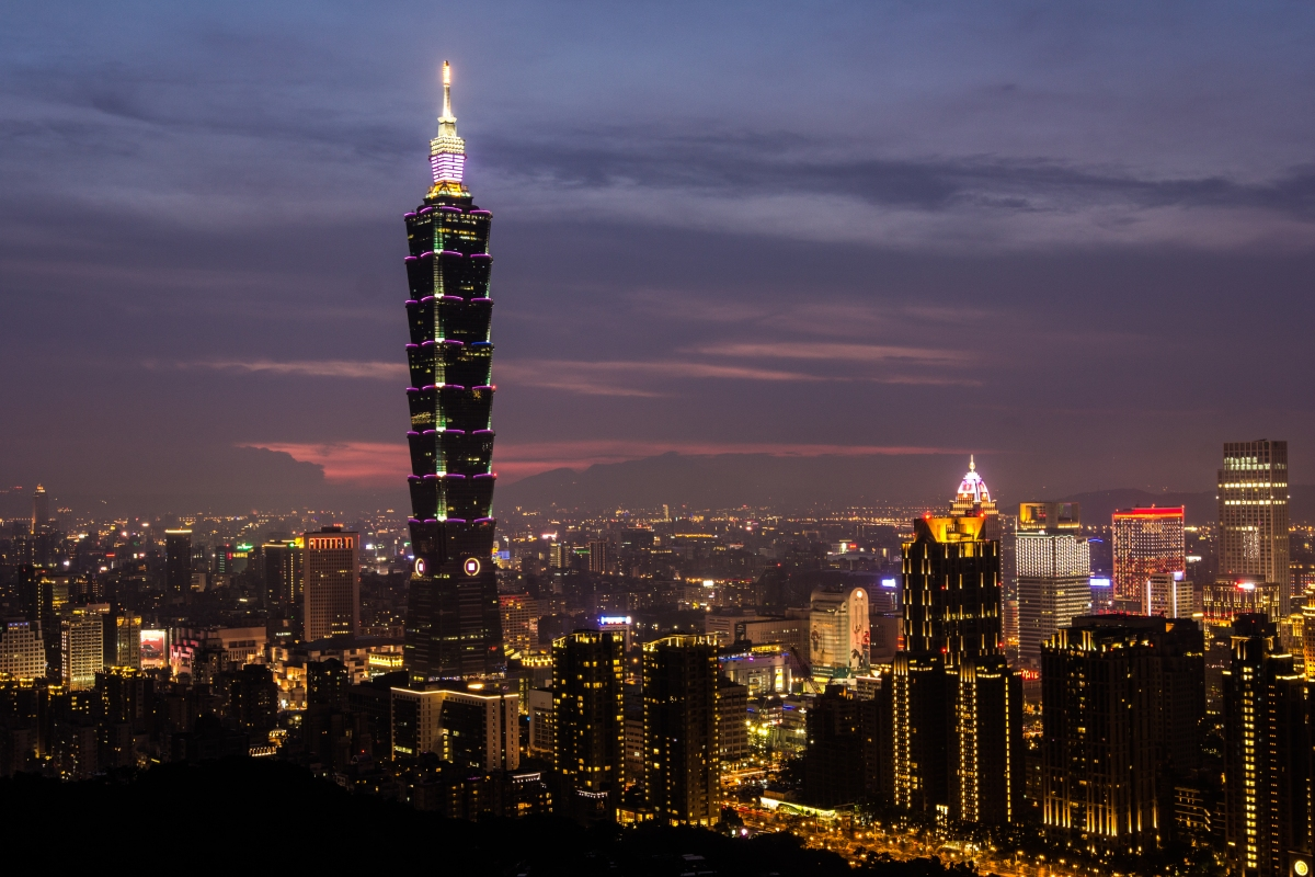 When it comes to outward direct investment, mainland Chinese firms are ignoring Taiwan