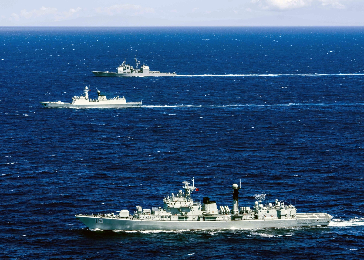 China's live-fire drill in the Taiwan Strait explained