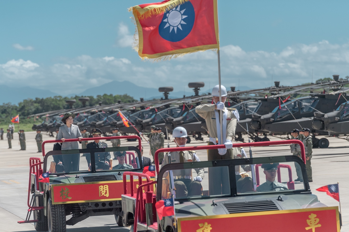 Taiwan continues its drift away from mainland China