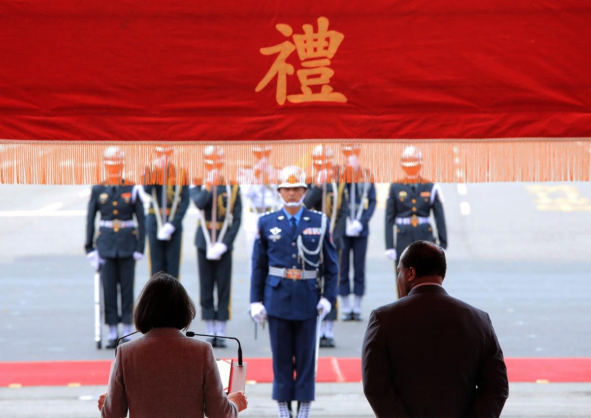 The politics of erasing Taiwan