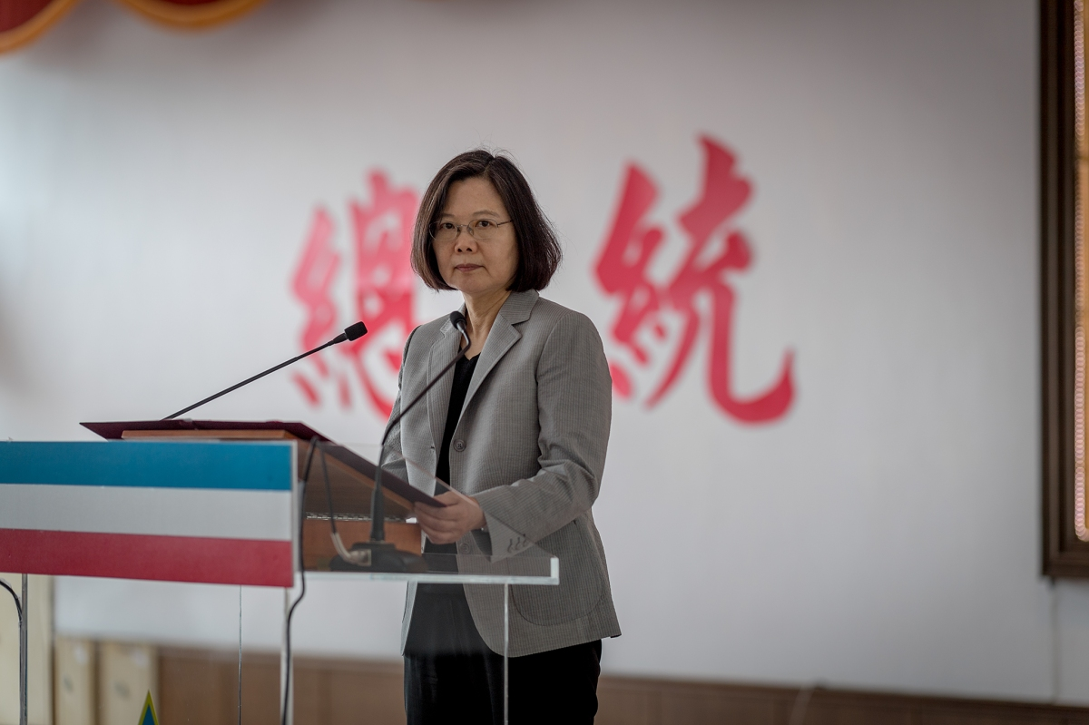 Has the U.S.–China–Taiwan relationship changed?